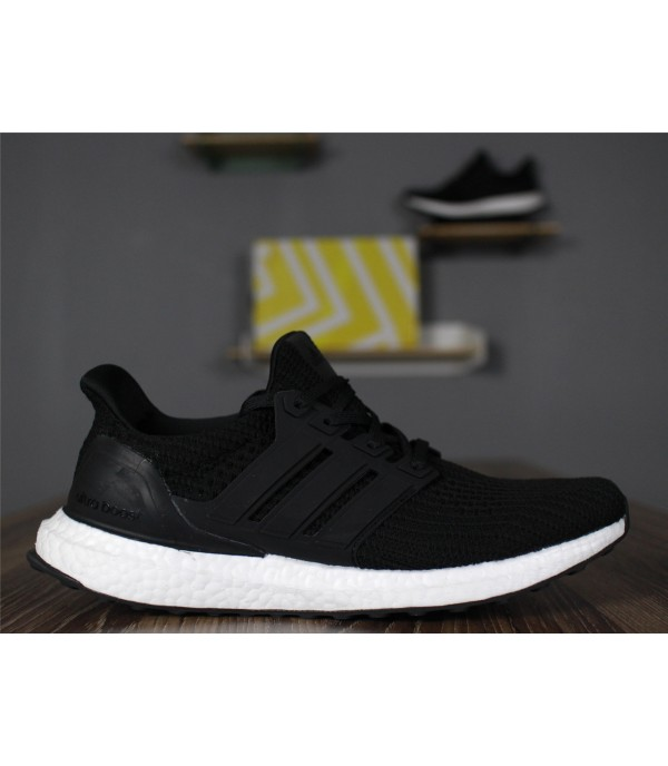 Ultra Boost 4.0 Core Black